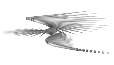 gc_b_spline surface_root_leave_length_variable_points