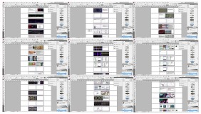 thesis report overview