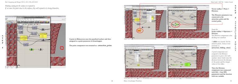 GRASSHOPPER WORKSHOP pages doc21