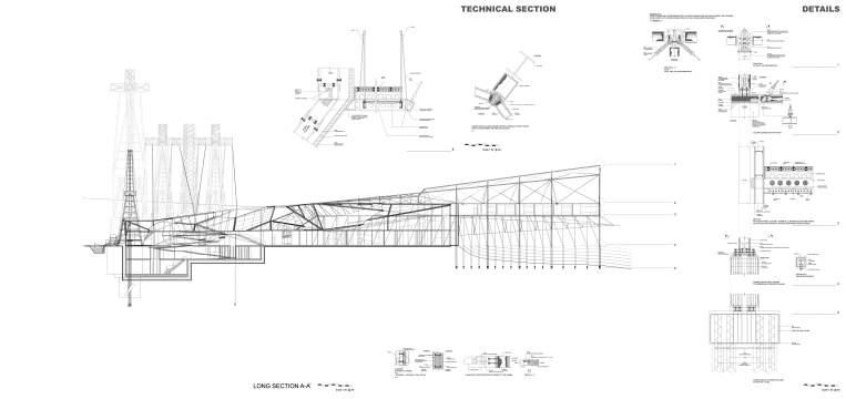 Techical Sections